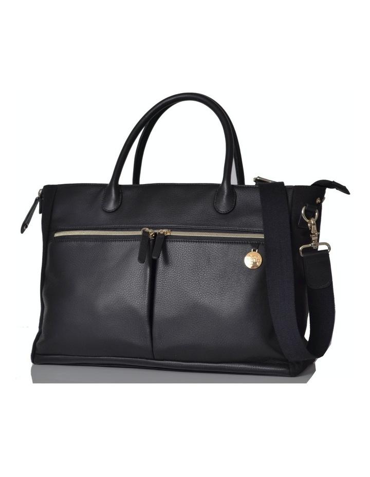 Fortuna Nappy Bag - black image 1