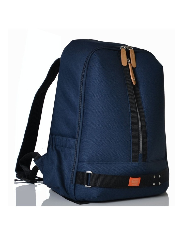 Picos Pack Nappy Bag - navy image 1