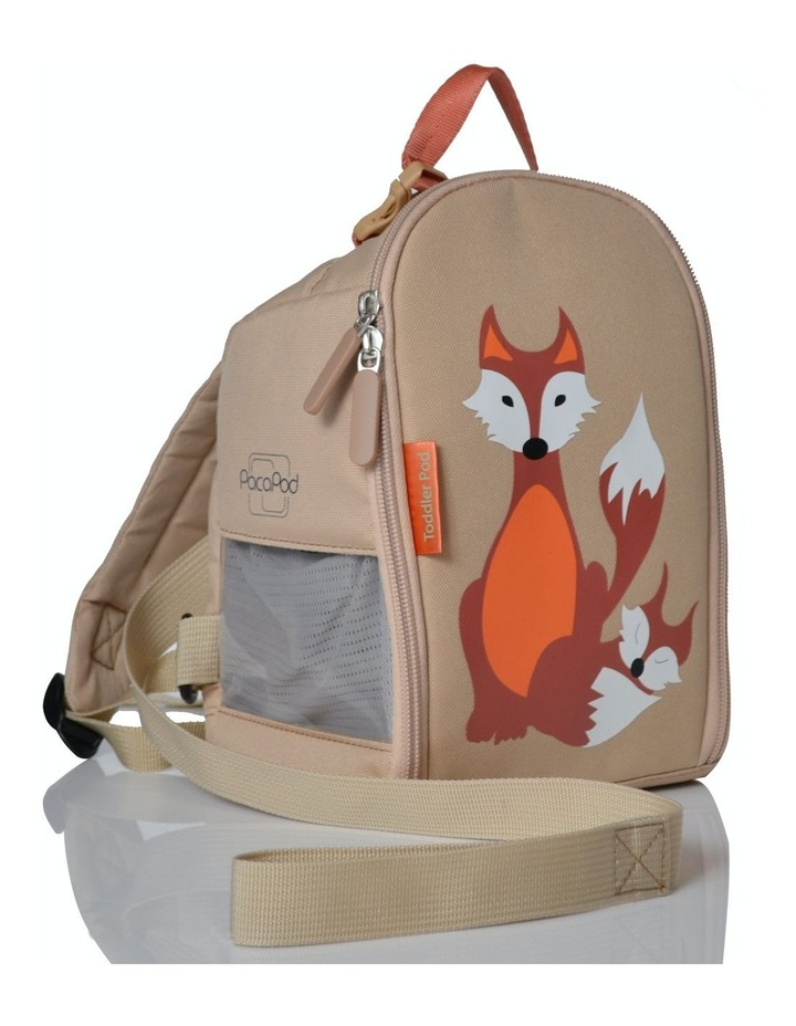 Toddler Backpack - fox & babe image 1