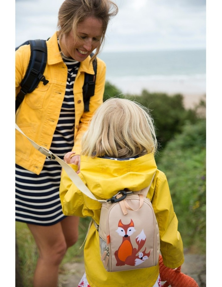 Toddler Backpack - fox & babe image 3