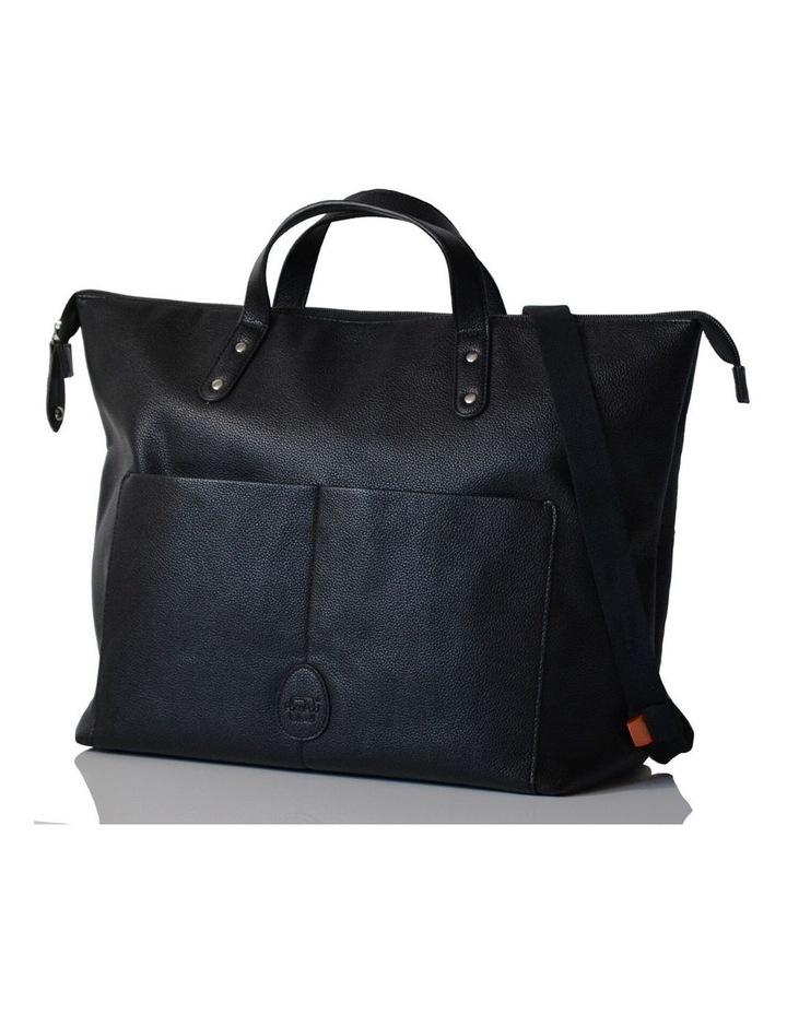 Saunton Nappy Bag - black image 1