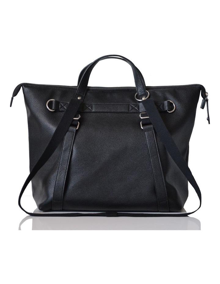 Saunton Nappy Bag - black image 4