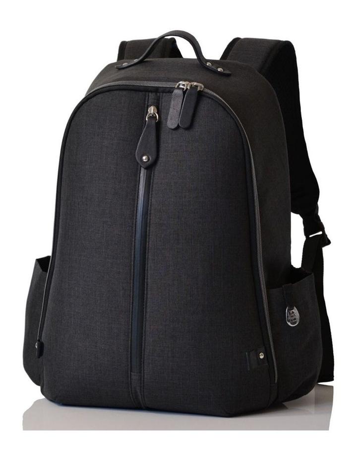 Picos Pack 2020 Nappy Bag - carbon image 1