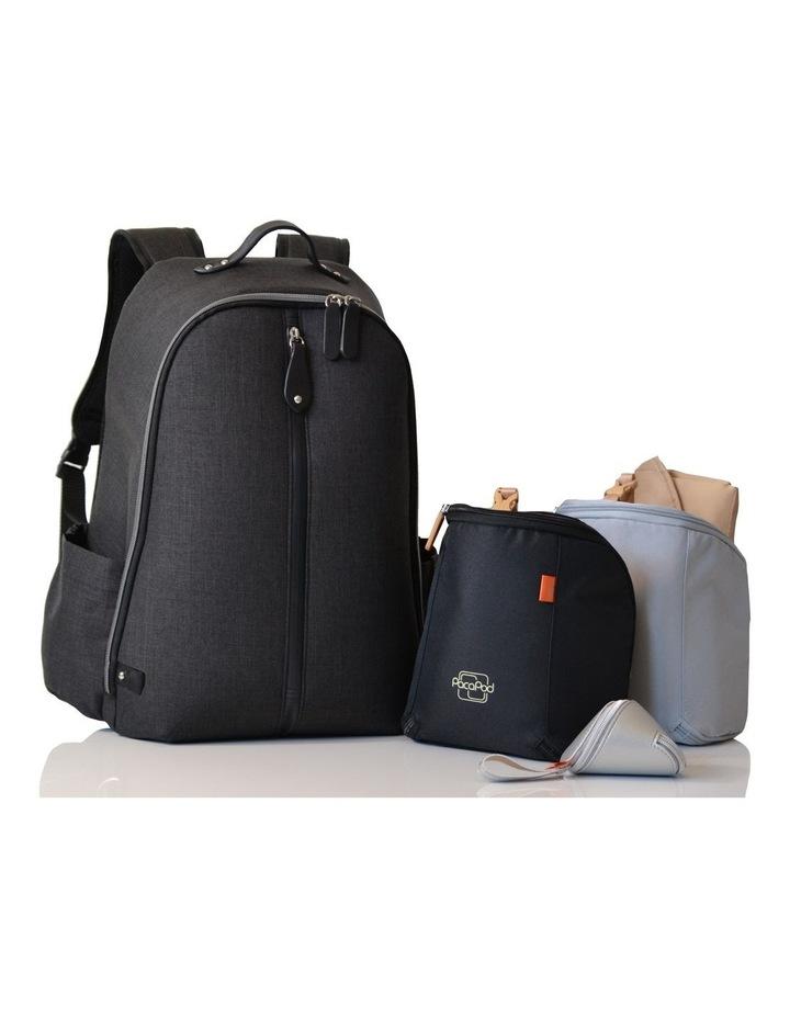 Picos Pack 2020 Nappy Bag - carbon image 2