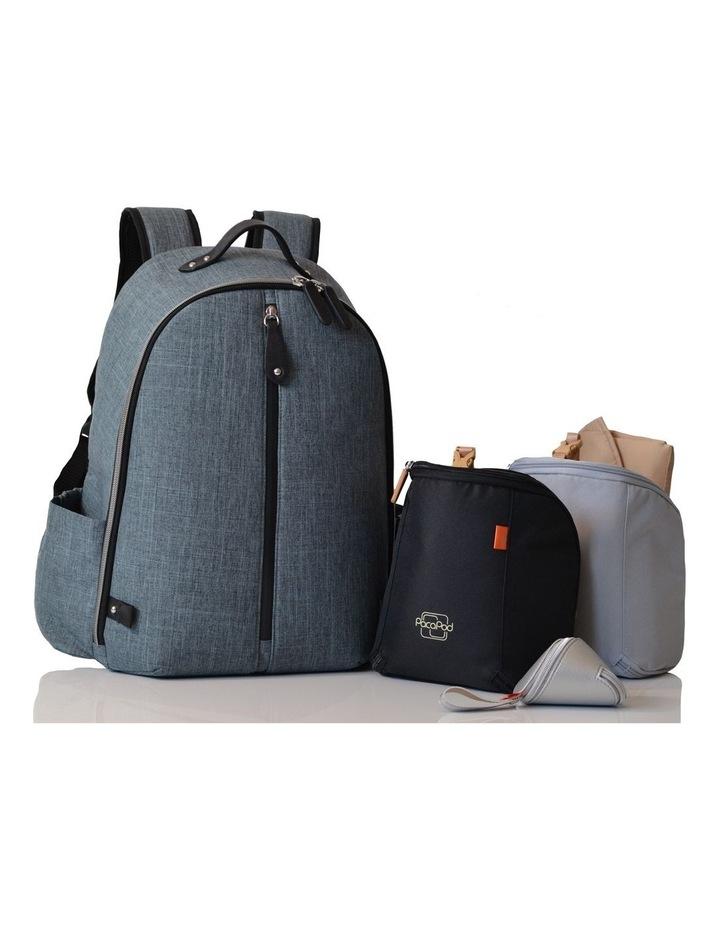 Picos Pack 2020 Nappy Bag - slate image 2