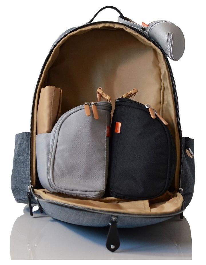 Picos Pack 2020 Nappy Bag - slate image 3