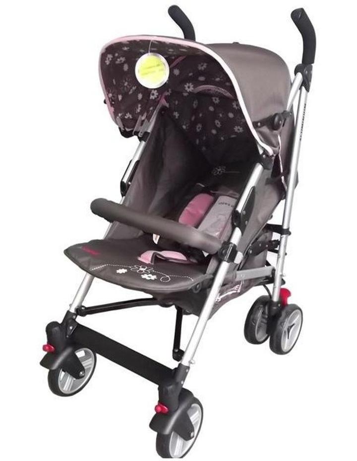Elegant Stroller - Floral Pink image 1