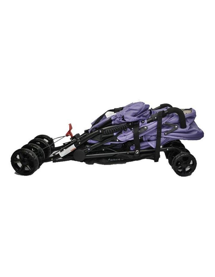 Vitesse Deux Tandem Stroller - Purple image 3