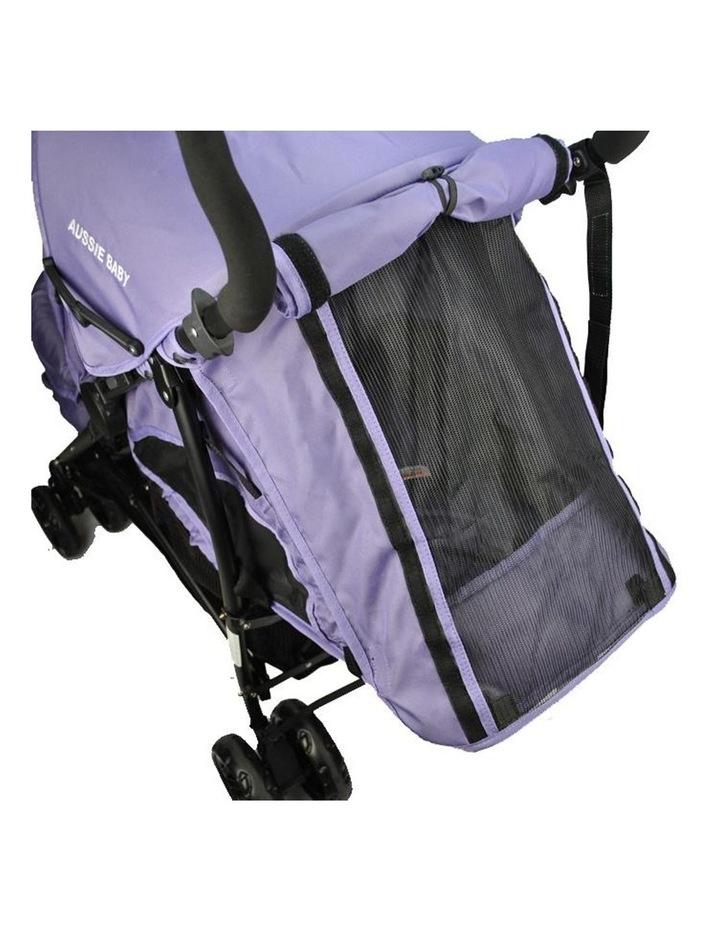 Vitesse Deux Tandem Stroller - Purple image 4