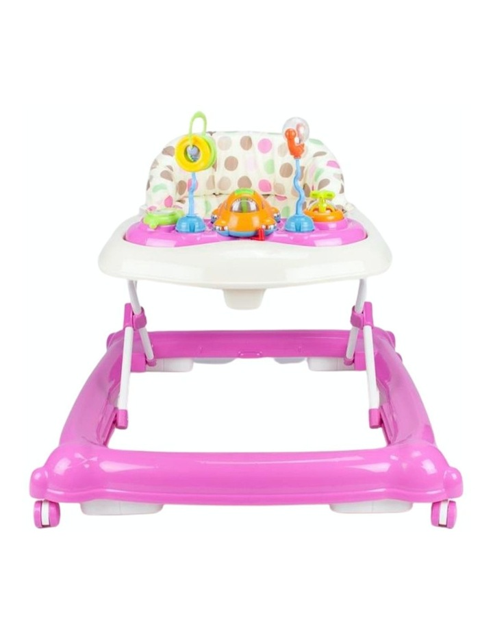 Baby Walker Play Activity Centre - Pink image 1