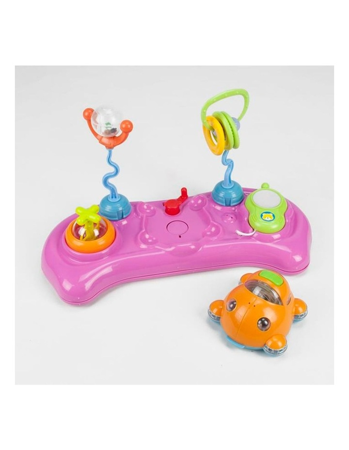 Baby Walker Play Activity Centre - Pink image 4