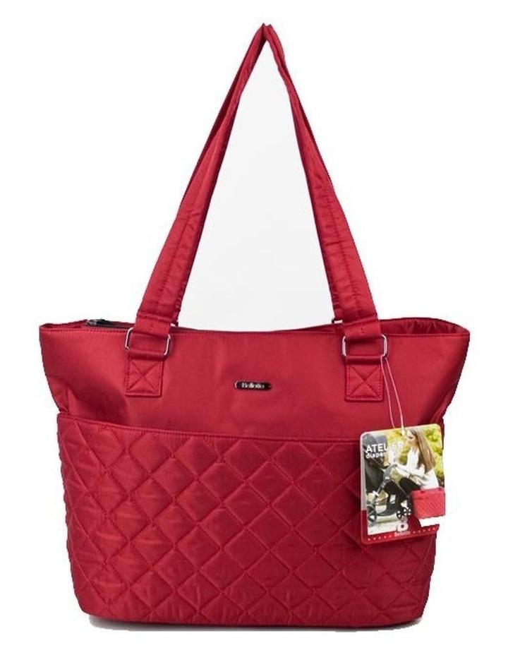 Bellotte Atelier Nappy Bag - Red Diamond image 1