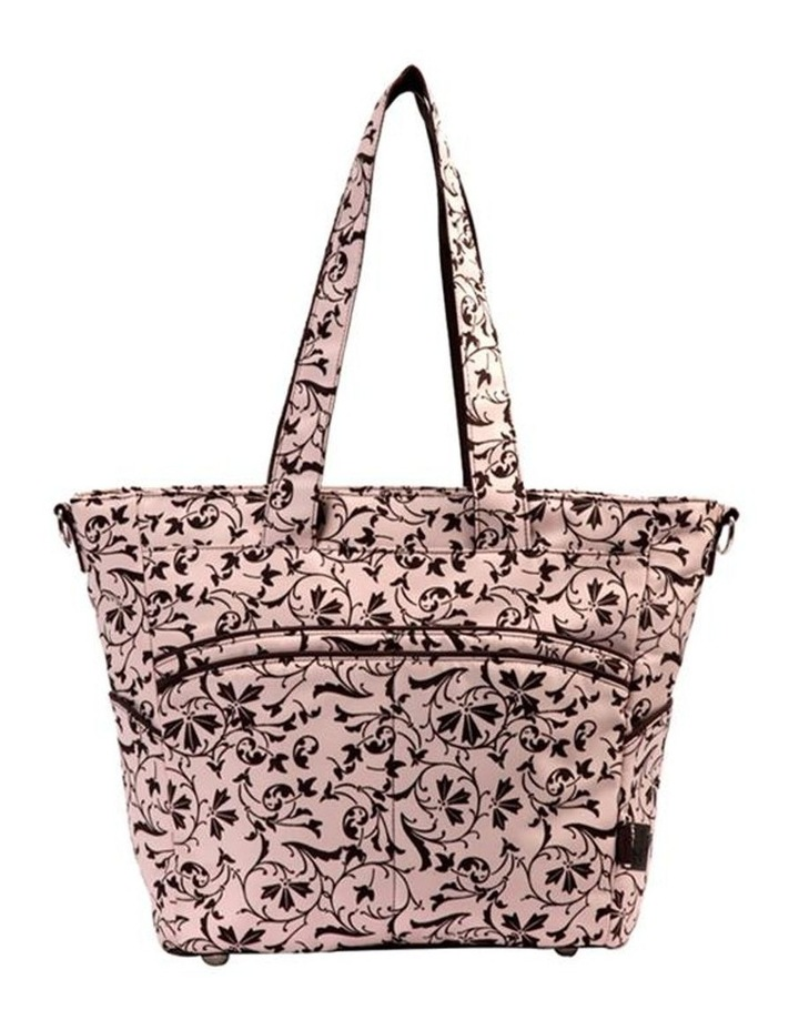 Bellotte Baroque Pink Nappy Bag image 1