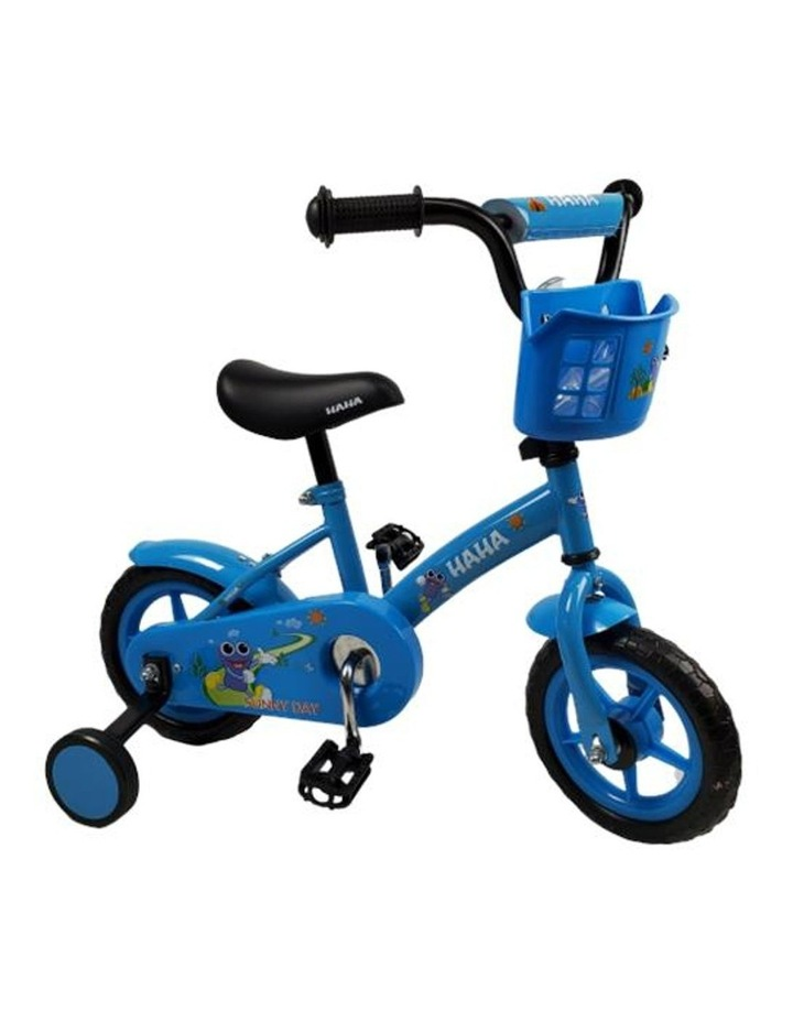 Supermax Sunny Day Kids First Bike - Blue image 1