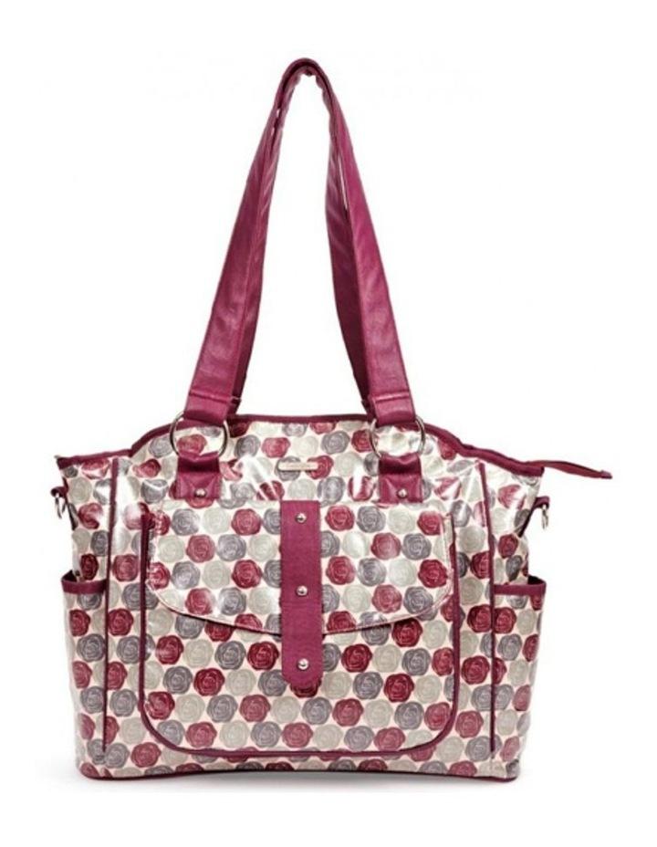 Bellotte Tote Nappy Bag - Autumn Rose image 1