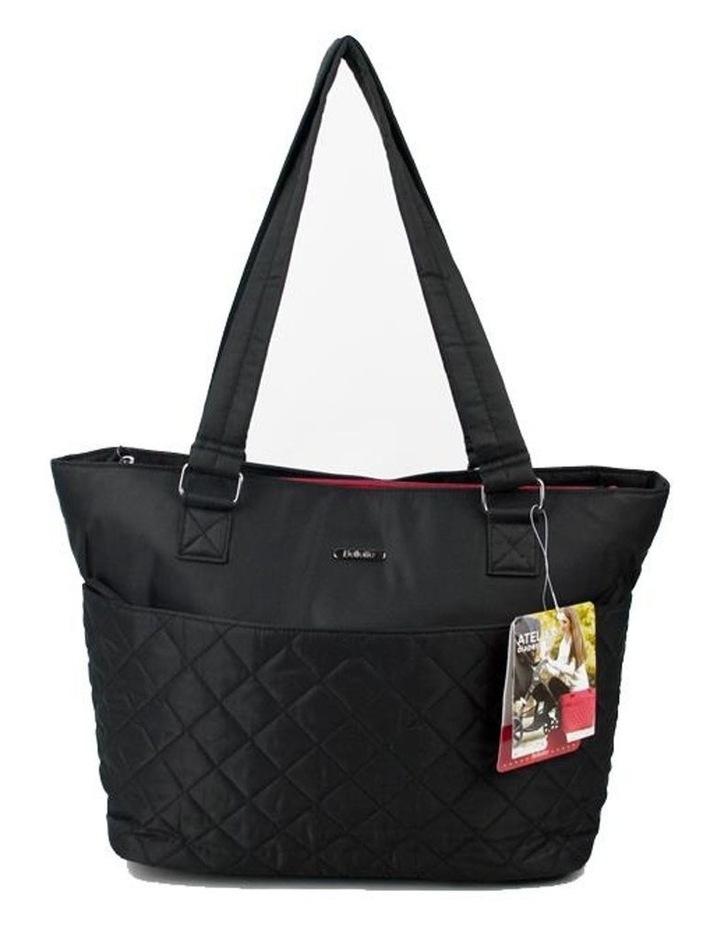 Bellotte Atelier Nappy Bag - Black Diamond image 1