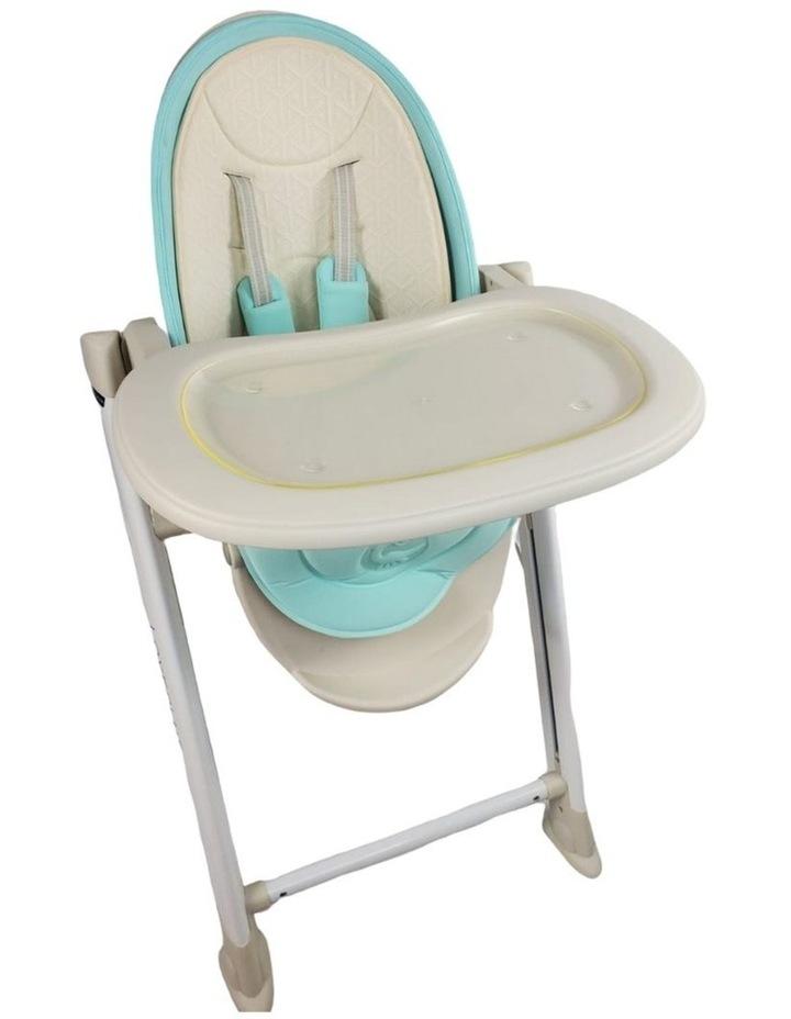 Aussie Baby Love Plus High Chair - Blue image 2