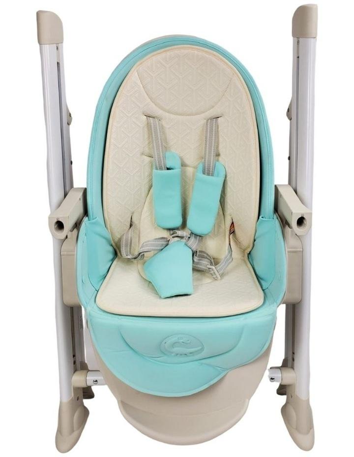 Aussie Baby Love Plus High Chair - Blue image 4