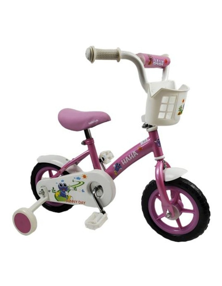 Supermax Sunny Day Kids First Bike - Pink image 1