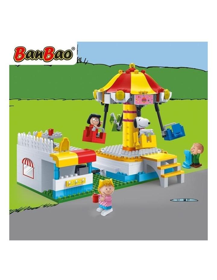 BanBao Peanuts - Swing Chair Ride 7505 image 4