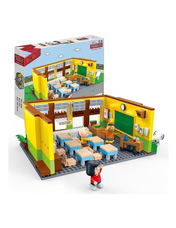 BanBao Peanuts - Snoopy Classroom 7501 image 4