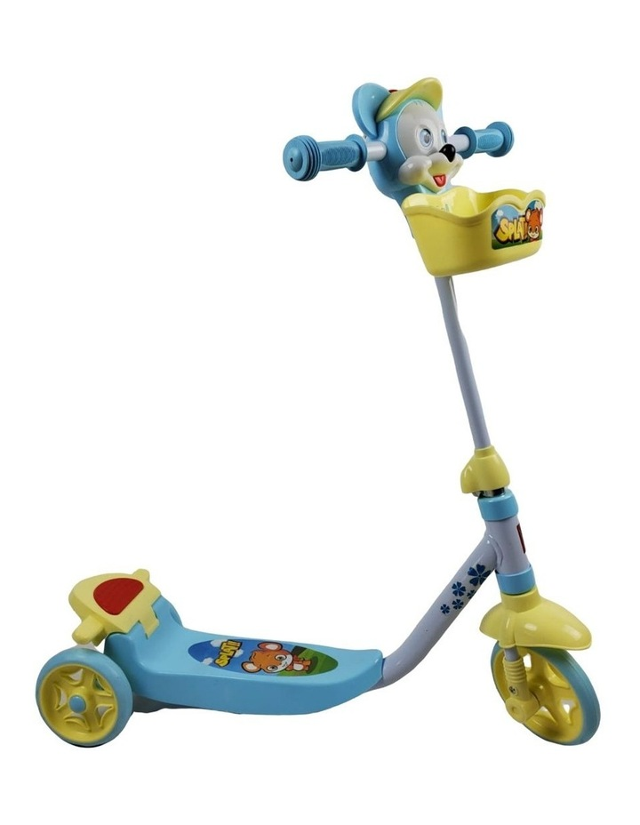 Happy Mouse Kids Junior Scooter - Blue image 1