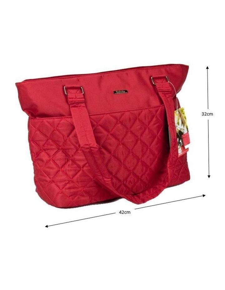 Atelier Nappy Bag - Red Diamond image 7