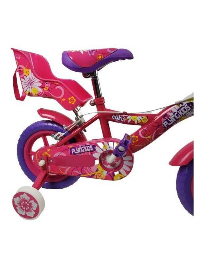 Super Max Flying Kids Girl 12 Inch Pavement Cycle Kids Bike image 2