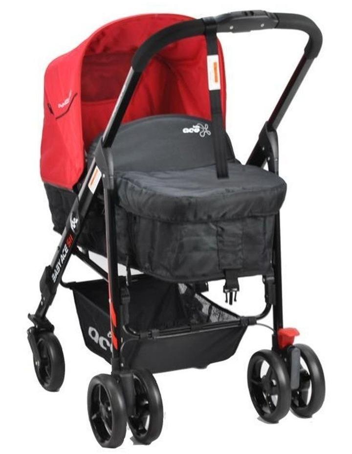 Baby Ace Innova Stroller - Red image 3