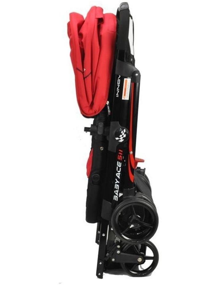 Baby Ace Innova Stroller - Red image 4