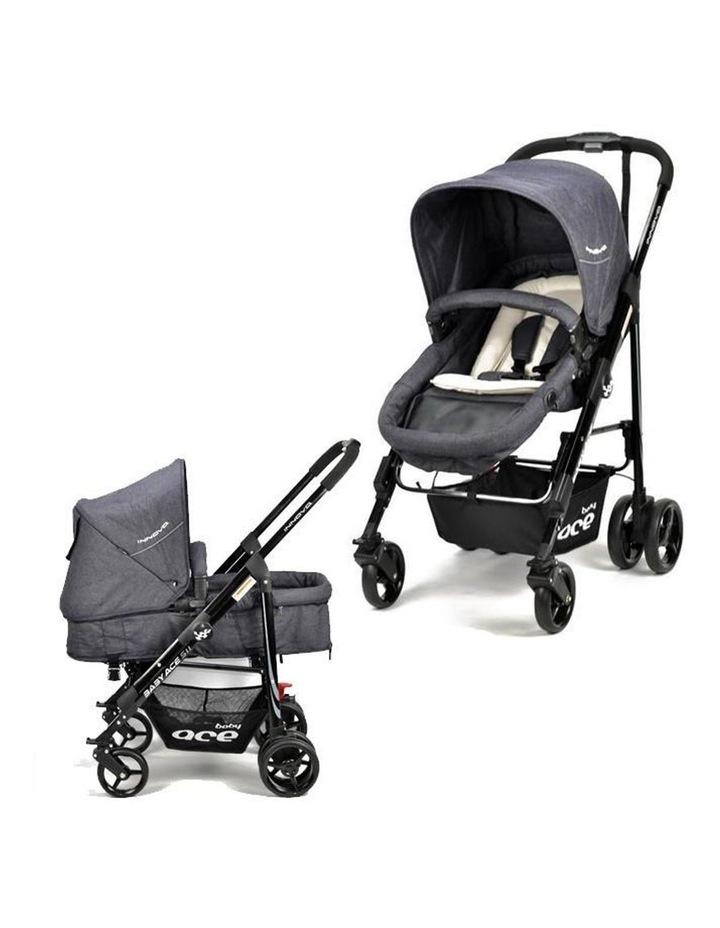 Baby Ace Innova Stroller - Denim image 1