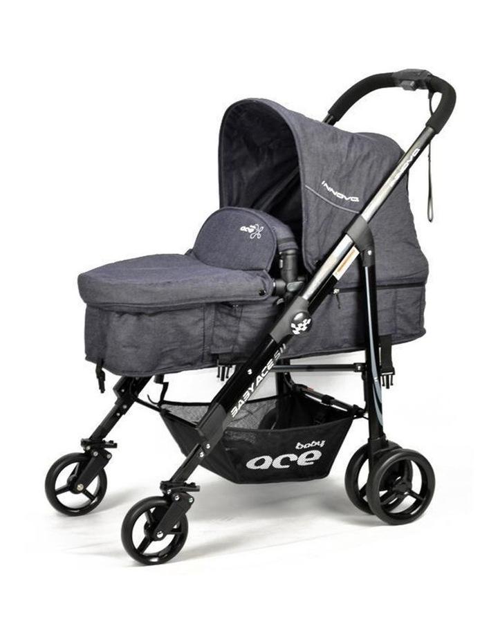 Baby Ace Innova Stroller - Denim image 3