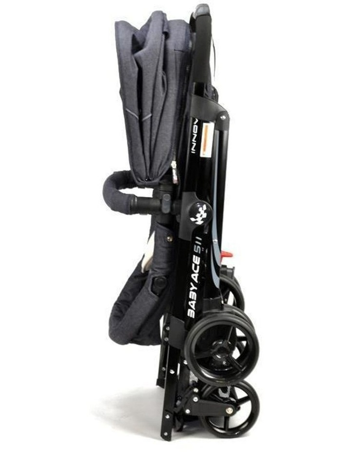 Baby Ace Innova Stroller - Denim image 4