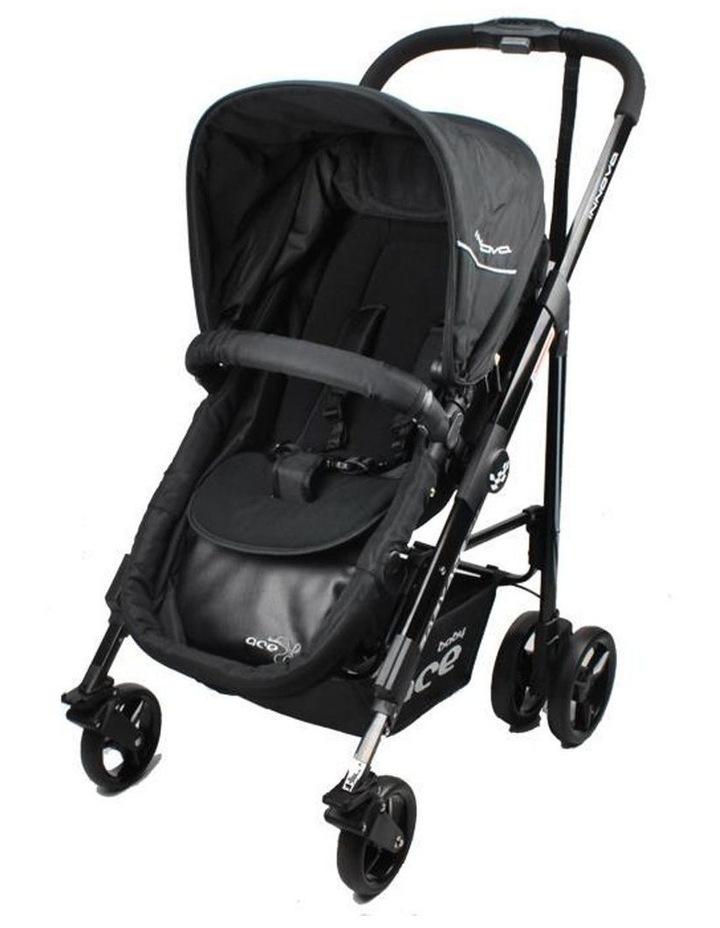 Baby Ace Innova Stroller - Black image 2