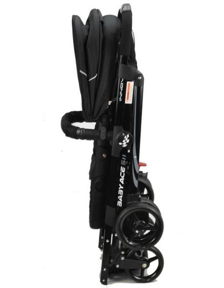 Baby Ace Innova Stroller - Black image 4