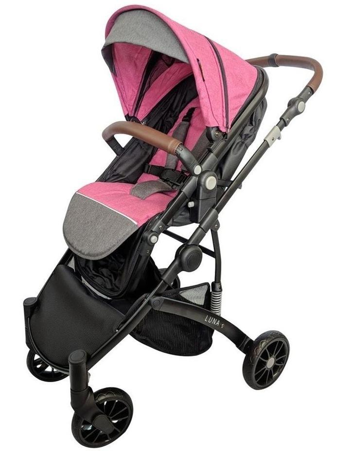 Luna Stroller - Pink image 1