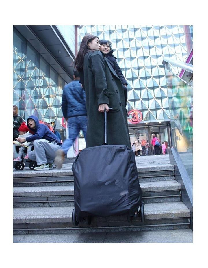 mart Travel Pram - Grey image 4
