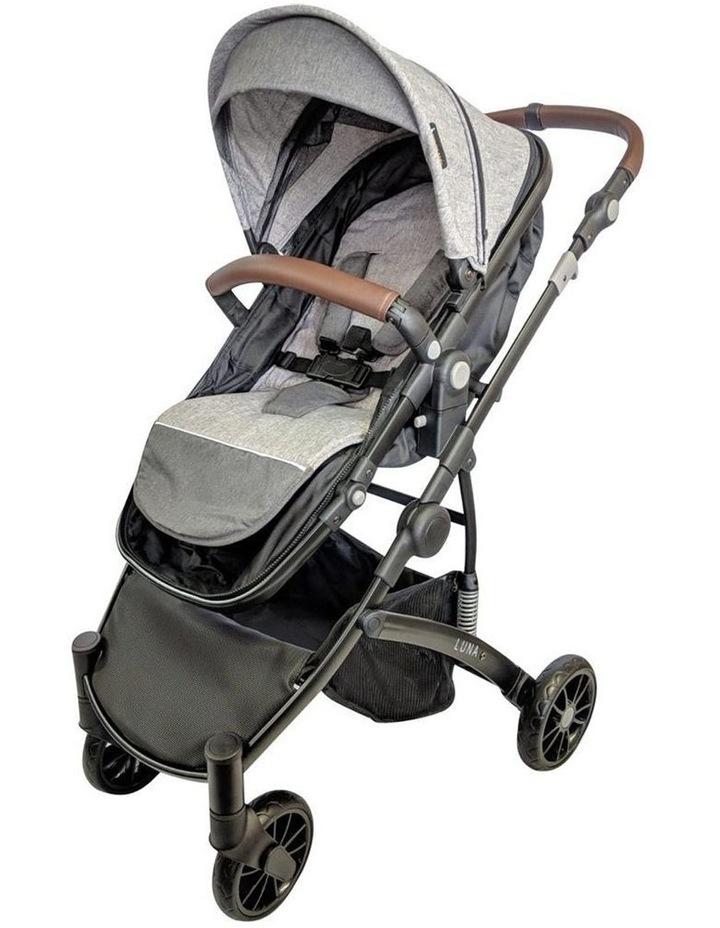 Luna Stroller - Grey image 1