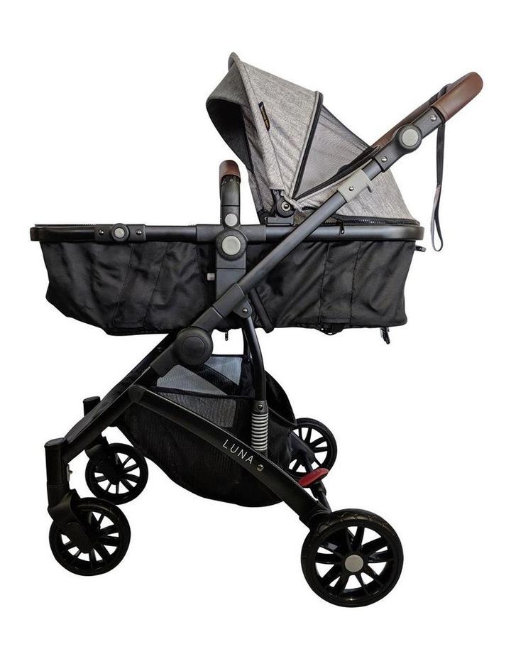 Luna Stroller - Grey image 2