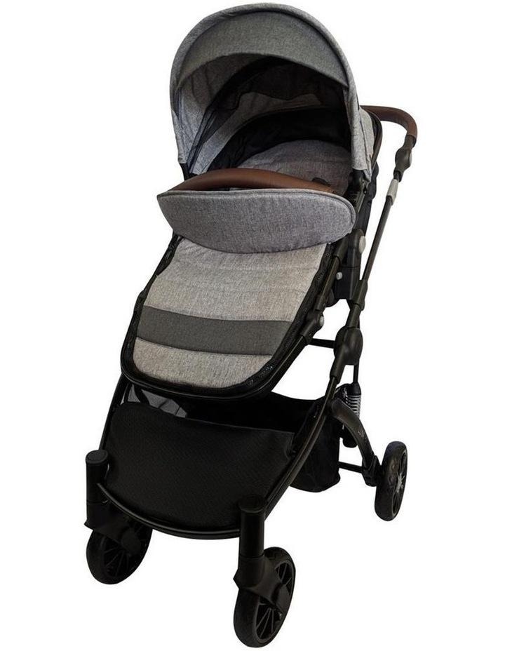 Luna Stroller - Grey image 3