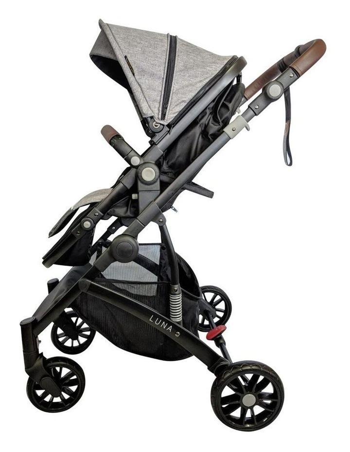 Luna Stroller - Grey image 4