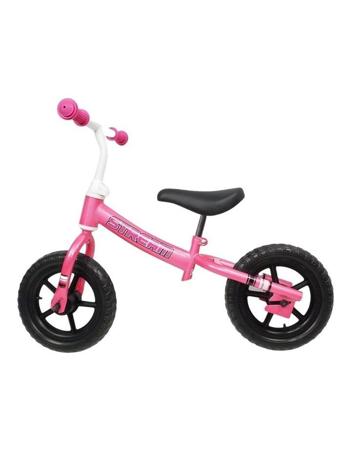 Stream Kid Balance Bike in Pink image 1