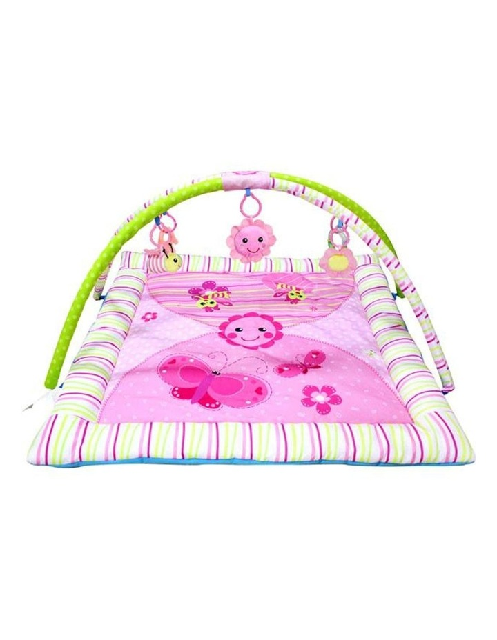 Dancing Flower Musical Baby Playgym image 1