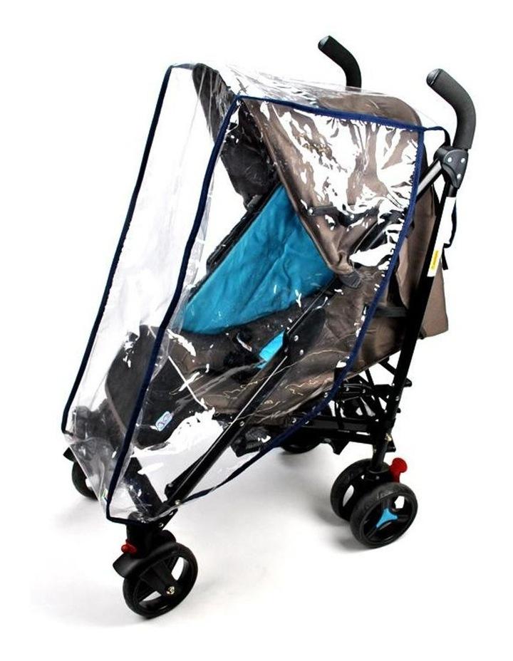Rain Storm Dust Cover - Umbrella Stroller image 1