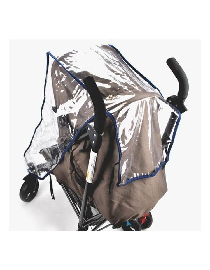 Rain Storm Dust Cover - Umbrella Stroller image 3