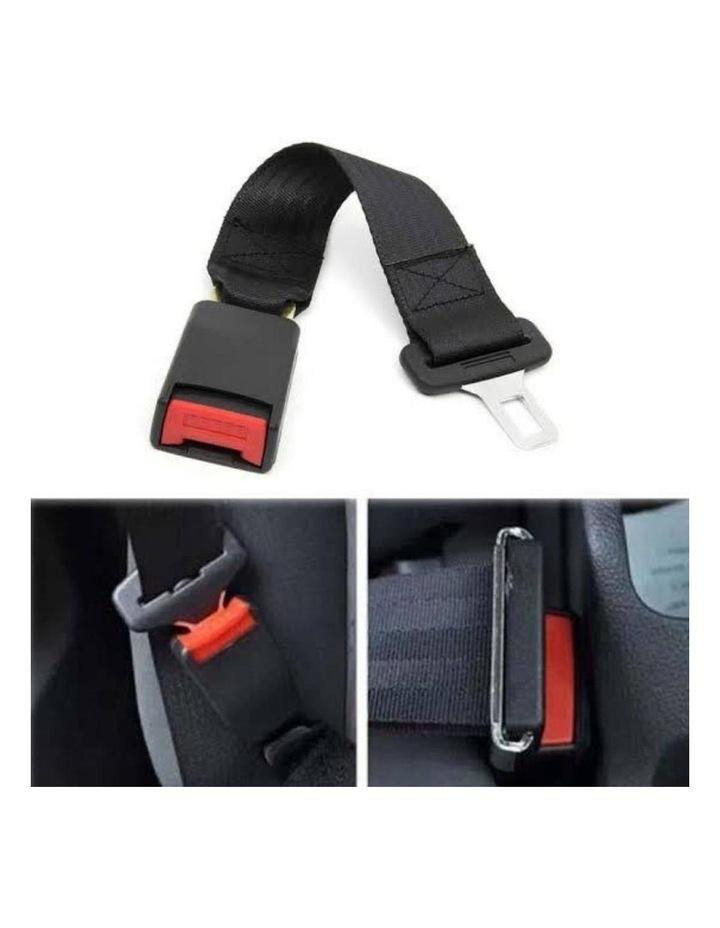 Click'N'Lock Universal Car Seat Belt Extender 24cm image 1