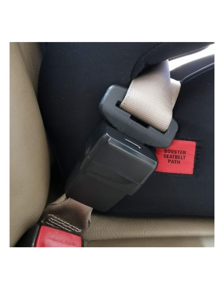 Click'N'Lock Car Seat Belt Buckle Safety Guard Cover image 2