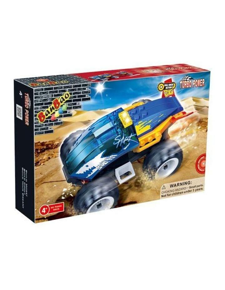 Turbo Power Racing Car - Shark 8602 image 1