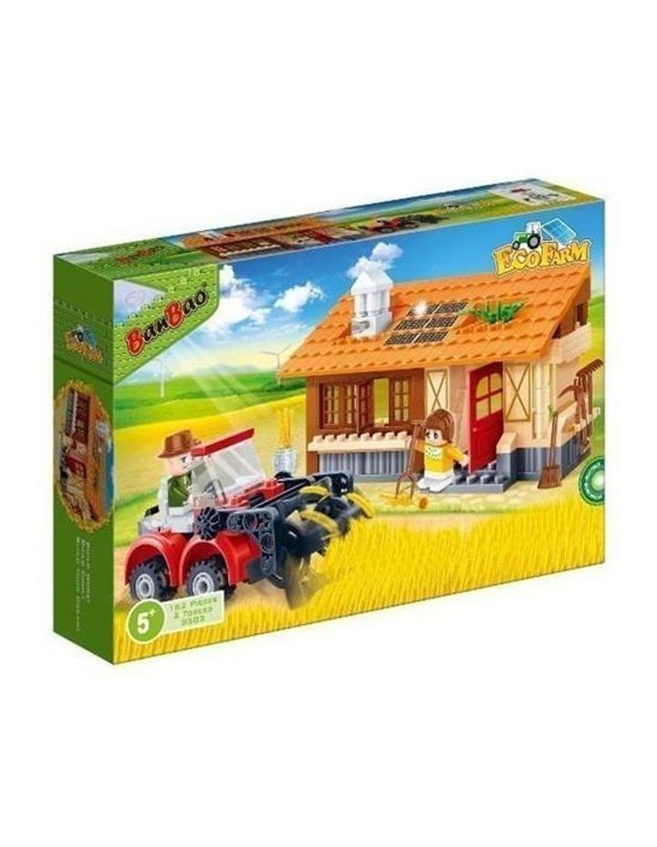 Eco Farm - Harvester Tractor 8583 image 1
