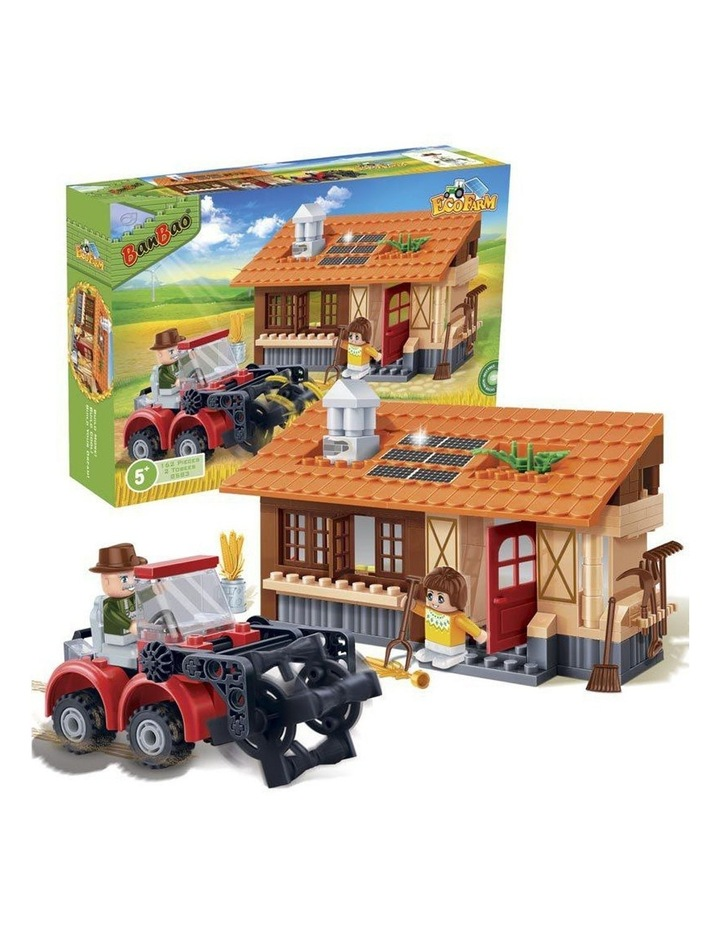 Eco Farm - Harvester Tractor 8583 image 2
